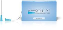 Cannule DermaSculpt per infiltrazione di acido ialuronico e filler